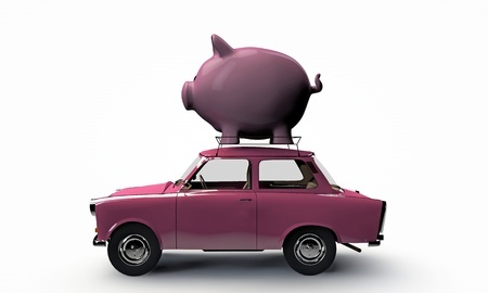 Trabant, Trabi, Berlin, GDR, DDR, pig, business, find, idea, street