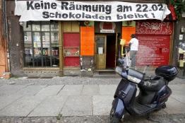 Schokoladen, Ackerstr, Berlin