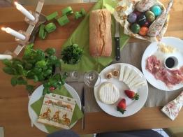 Easter, brunch, breakfast, Berlin, Easter eggs, eggs