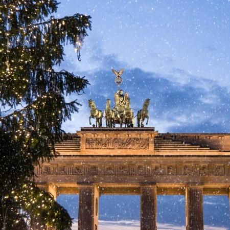 Berlin, winter, snow