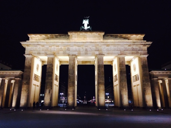 berlin, brandenburg gate,